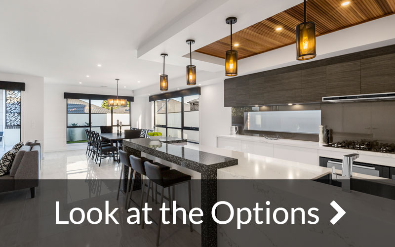 Knock Down Rebuild
