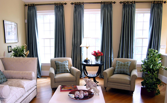 Blinds And Curtains On Same Window curtains or blinds for a new home build?